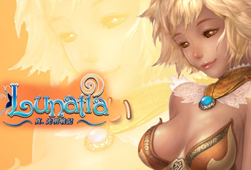 《Holic 2》中文命名為《Lunatia》真˙光明戰記蛻變重生!