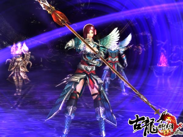 3D古龙群侠传 Online 今日改版 全新职业 贯枪 开放