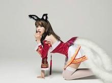 韓國妹子COS:臉蛋美豔 身材性感火辣